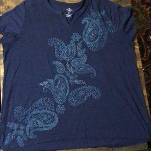 Tops - 2x Lot of 3 shirts